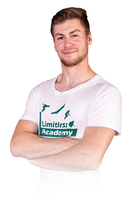 Anton Blinov - Limitless tréner