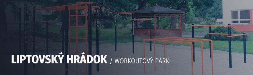 Workout Liptovský Hrádok - Limitless tábor